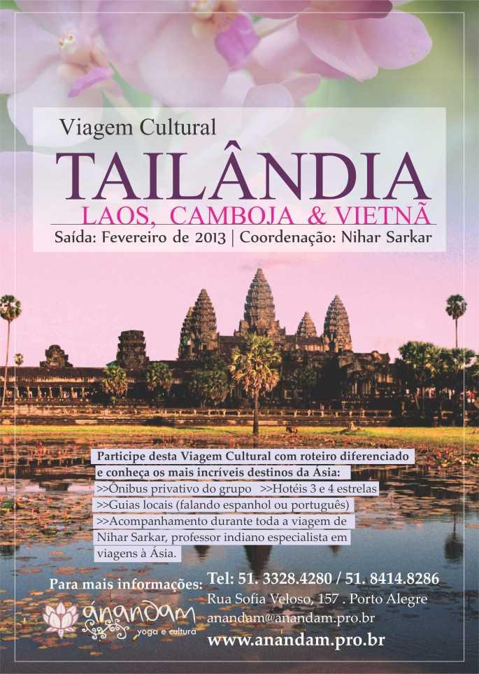 .:.Viagem Cultural Tailândia, Laos, Camboja e Vietnã.:.