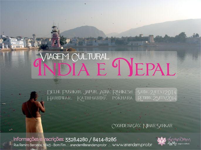 .:.Viagem Cultural Índia e Nepal 2014.:.